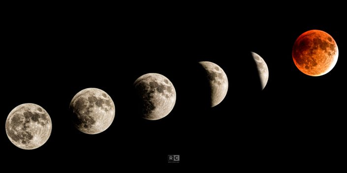 2015 Blood Moon & Lunar Eclipse