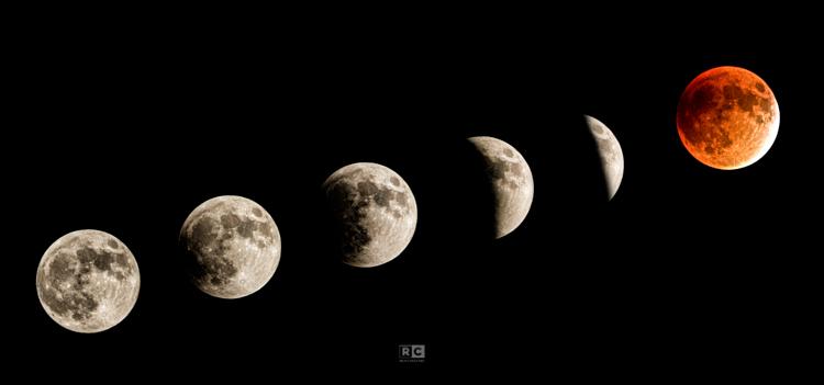 2015 Blood Moon & Lunar Eclipse
