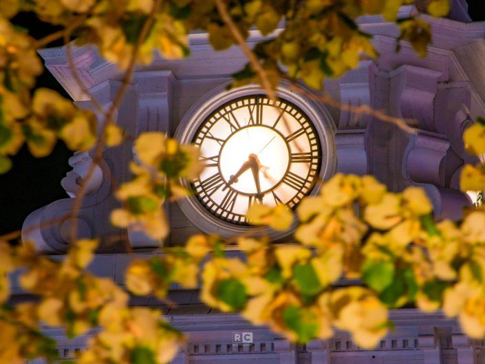 North Church Clock