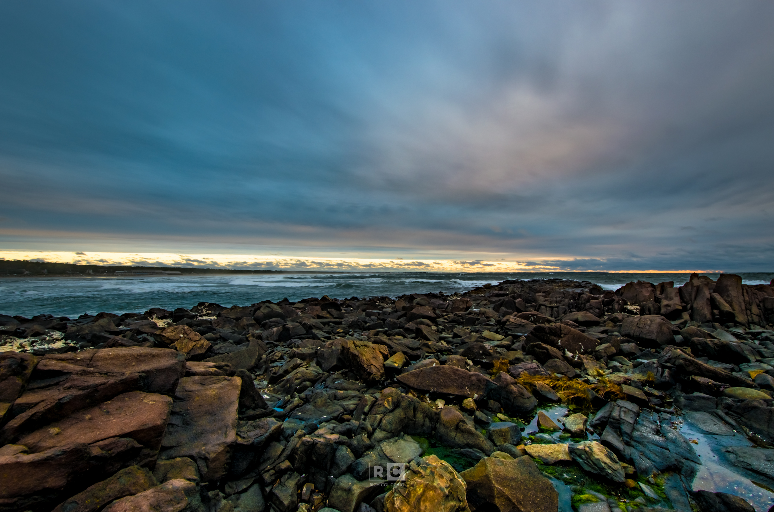 Rocky Shore HDR