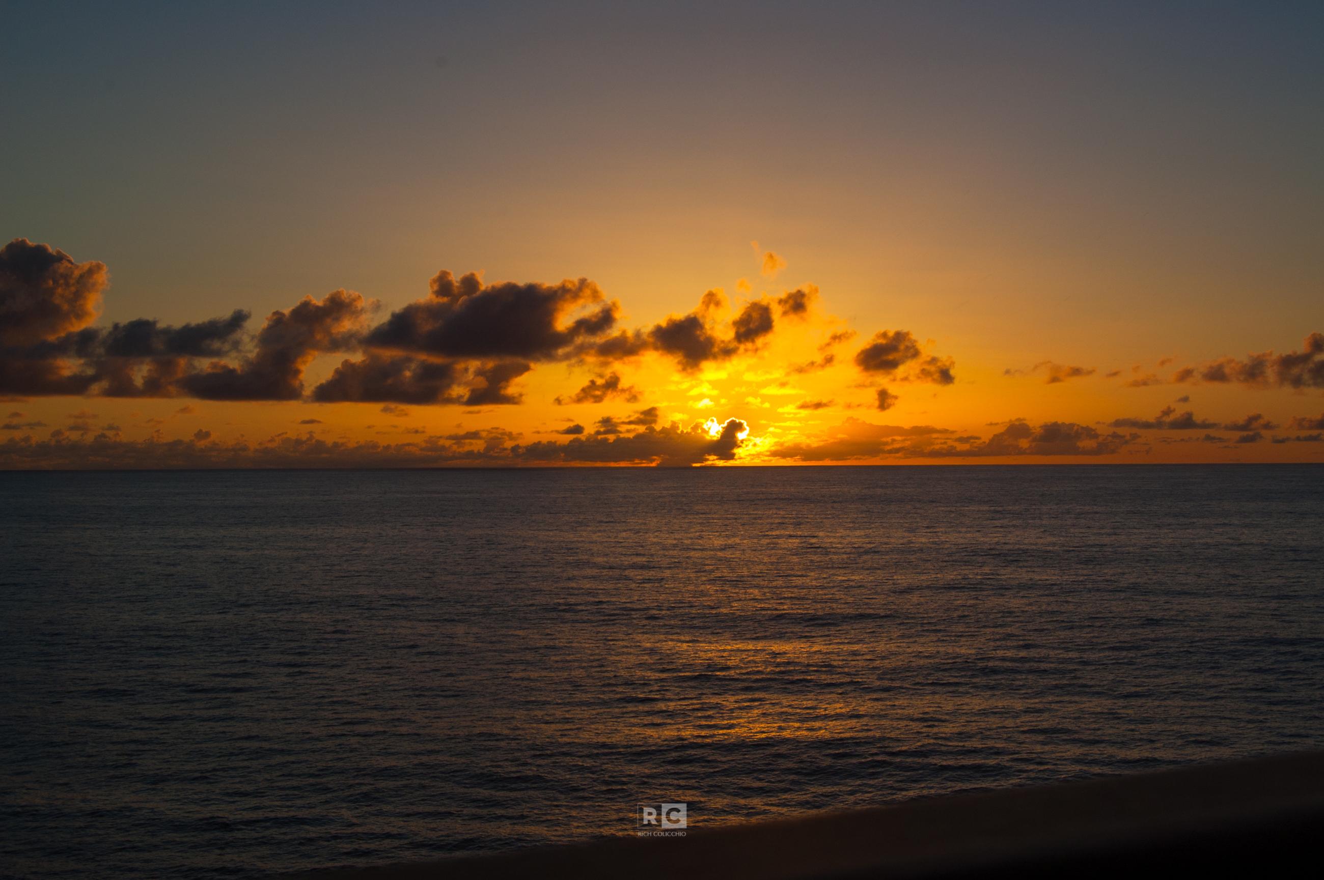 Sunset in Hawaii4