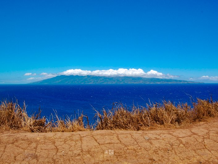 View from Maui