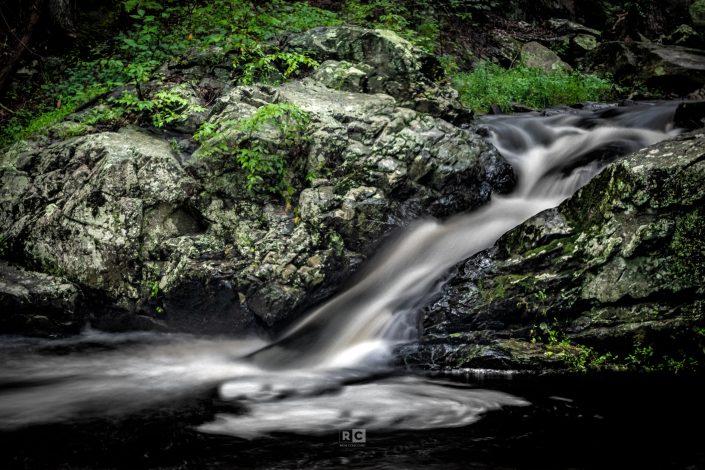 Waterfall in Kettletown