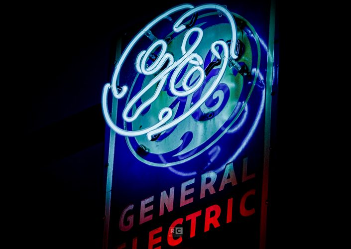 Greenway Neon Sign Exhibit – GE