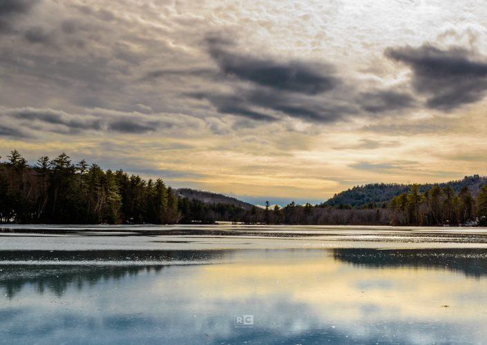 Clemons Pond Sunrise